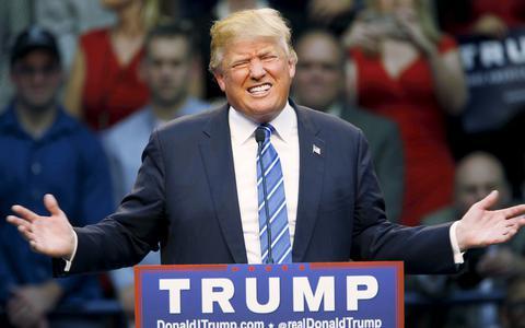 A escalada do discurso violento de Trump, o candidato americano que 'não precisa de dinheiro'