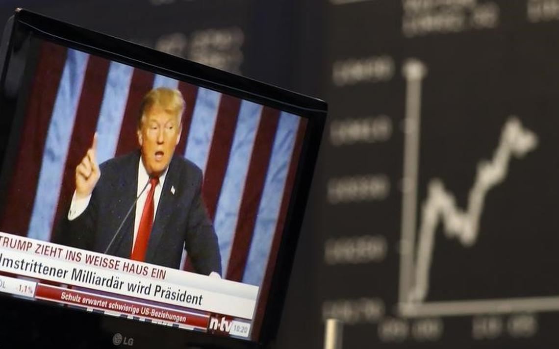 Candidato republicano Donald Trump é eleito presidente dos EUA