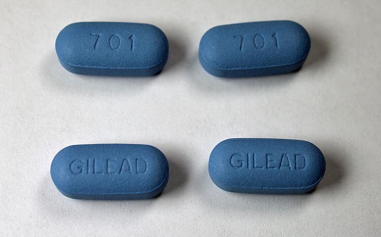 Pílulas de Truvada
