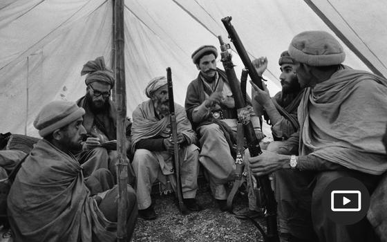 A história do Afeganistão, da Guerra Fria à Guerra ao Terror