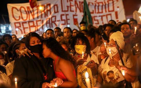 O aumento de chacinas policiais no Rio durante a pandemia