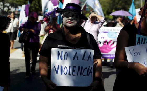 Este é o status da violência contra a mulher no mundo hoje