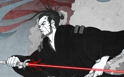 O universo de 'Star Wars' como animação japonesa em 'Visions'