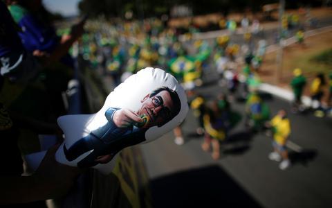 Políticos de 26 países alertam para risco de 'insurreição' no Brasil