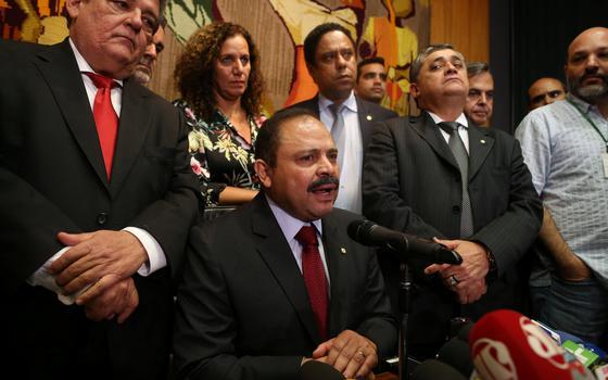 Para que serviu a decisão de Maranhão sobre o impeachment