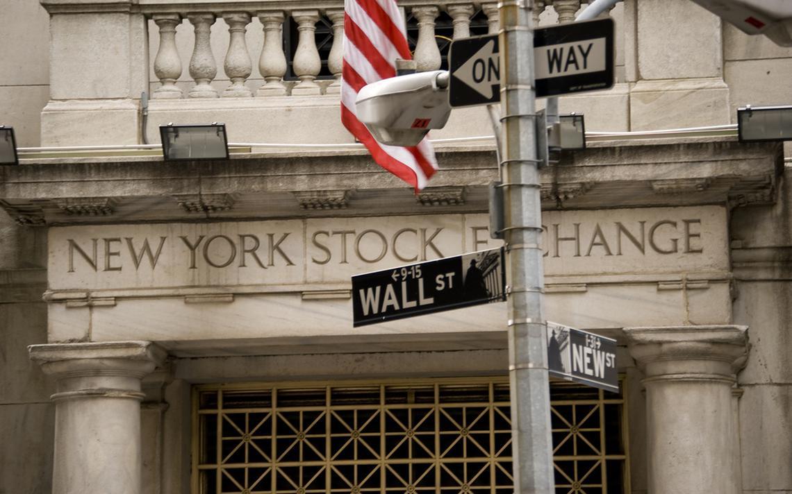 Wall Street é conhecida como a casa do mercado financeiro americano