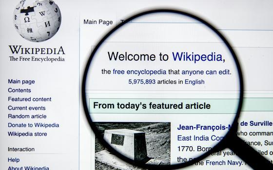 A busca por precisão em verbetes de história na Wikipédia