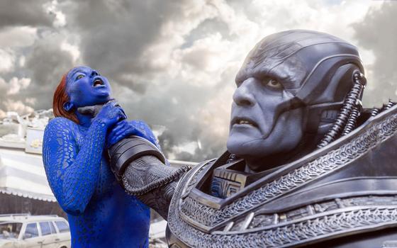 Outdoor de 'X-Men: Apocalypse': a imagem usada é sexista ou não?