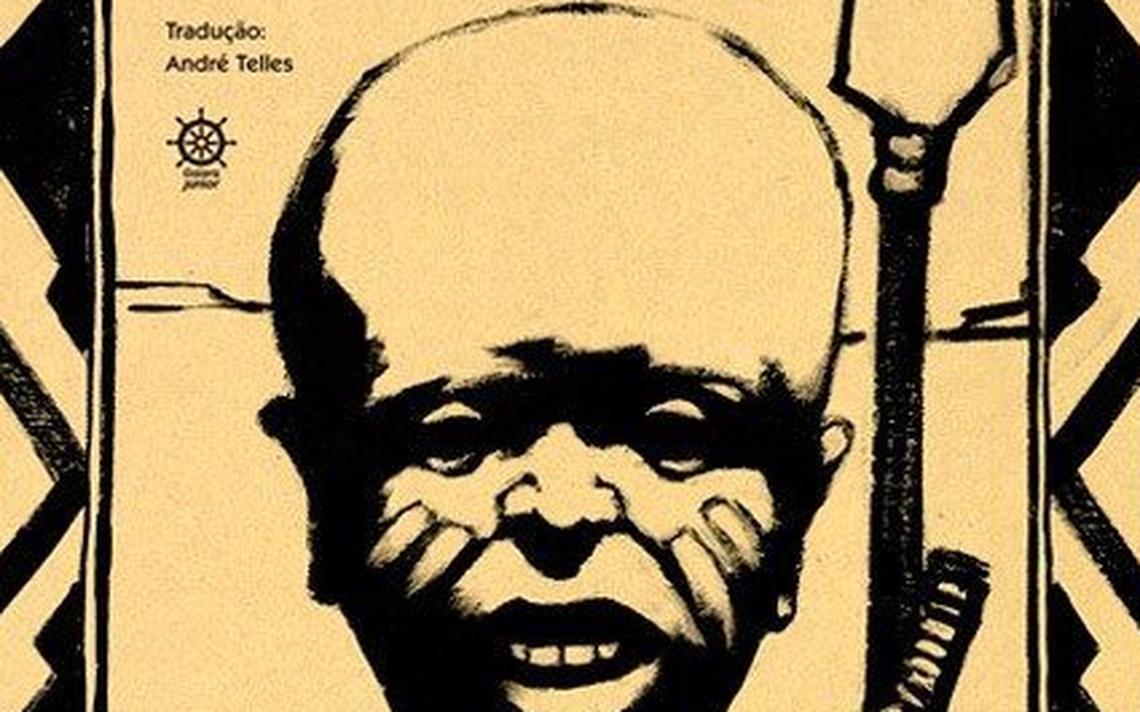Capa de 'Yakuba', obra que narra a transformação de um menino em guerreiro
