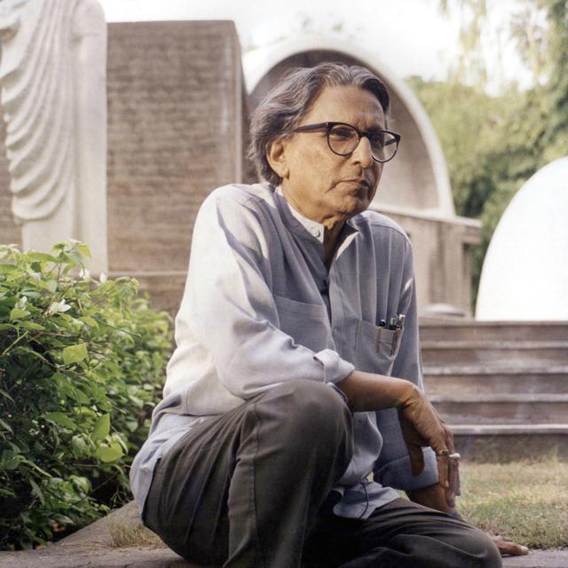 Arquiteto Balkrishna Doshi, da Índia, é premiado com o Pritzker em 2018
