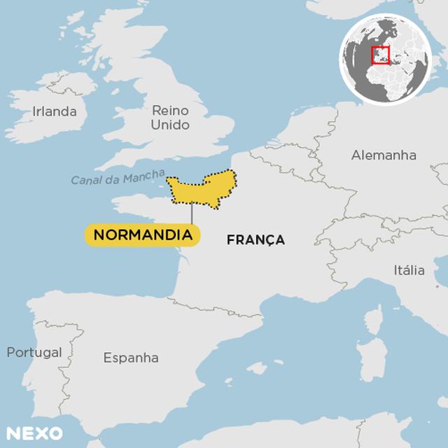Mapa_Normandia