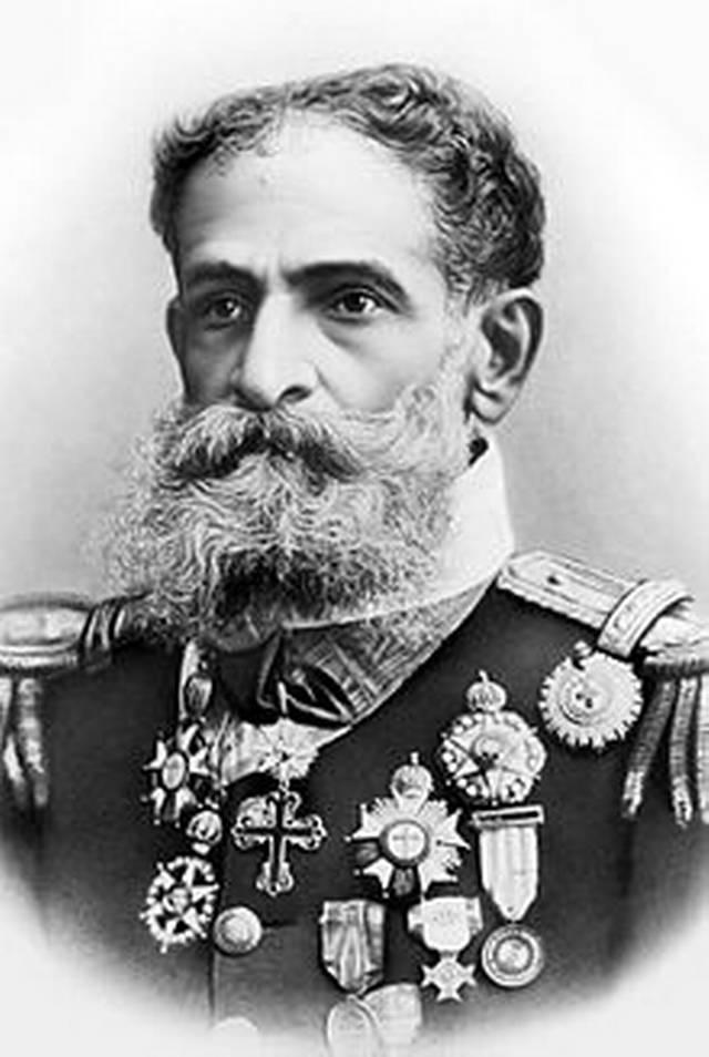 Marechal Deodoro da Fonseca, em 1889