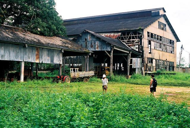Distrito de Fordlândia, no Pará, antes uma fazenda voltado à produção de borracha para as indústrias Ford